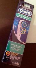 Recambios cepillos Braun Oral-b (Dual Clean)