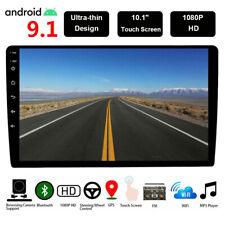 2+16G 10'' Car Stereo Radio GPS Navi MP5 Player 2DIN Wifi USB FM Android 9.1