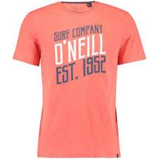 Magliette da uomo a manica corta rossi O'Neill