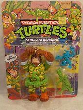 Teenage Mutant Ninja Turtles TMNT 1991 Sergeant Bananas With Belt On Playmates