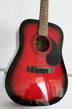 Guitare acoustique CORT AD 810-12 neuve jamais servi avec sa housse en promotion