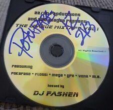 Pokafase Rap Hip Hop Autographed Signed CD PSA Guaranteed