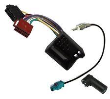 Câble adaptateur faisceau autoradio antenne pour Renault Grand Scénic Koleos