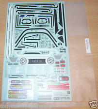 Tamiya 58589 Toyota Land Cruiser 40 P/Up/GF01, 9495814/19495814 Decals/Stickers