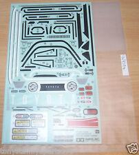 Tamiya 58589 Toyota Land Cruiser 40 P/Up/GF01, 9495814/19495814 Decals/Stickers