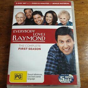 Everybody Loves Raymond DVD R4 Like New! FREE POST