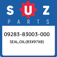 09283-83003-000 Suzuki Seal,oil(83x97x8) 0928383003000, New Genuine OEM Part