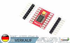 2 Kanal DC Motor-Treiber Board Stepper Treiber TB6612FNG f. Arduino Raspberry Pi