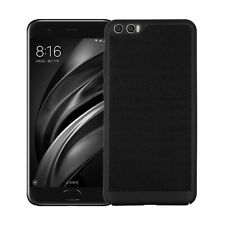 Xiaomi Mi 5s Hard-Case Handyhülle Schutzhülle Cover Bumper Schale Schwarz Matt