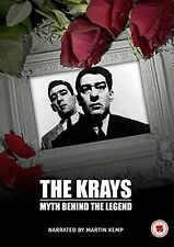 The Krays Myth Behind the Legend Kray Brothers Documentary DVD