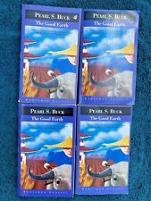 LOT of 4 The Good Earth by Pearl S. Buck Teacher/Class Set