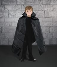 Child Vampire Cape Economy Halloween Costume Accessory PEVA Black