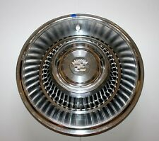 "CADILLAC Deville Fleetwood 1963 1964 63 64 HUBCAP Hub Cap Wheel Cover OEM 15"" #1"