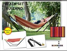 Hammock & Stand - BEACH SET - Vulcano