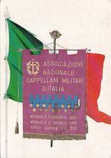A4060) ASSOCIAZIONE NAZIONALE CAPPELLANI MILITARI D'ITALIA, IL LABARO.