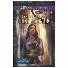 Hide and Seek (Love Inspired LP Suspense)