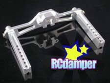 ALUMINUM REAR BODY POST SILVER E-MAXX 3903 3905 3908 ALLOY TRAXXAS