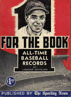 1951 Sporting News, One for the Book, Baseball, magazine,Phil Rizzuto, Yankees