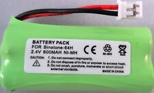 BINATONE  FUSION 5610 5620 BYD H-AAA COMPATIBLE BATTERY 2.4V Ni-MH 64H