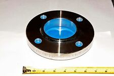 "Stainless Steel 2.5""  (7"")  Pipe Slip-on Flange    Stainless Steel 316L"