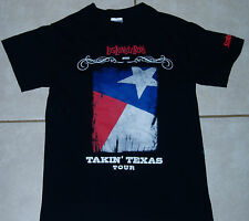 Los Lonely Boys 2010 T Shirt Texas Event Concert Tour Small willie nelson Lobos
