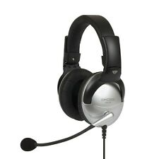 Koss Sb49 Communication Stereophone Over the Ear Headphones With Mic