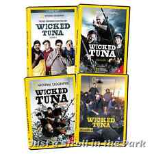 Wicked Tuna: National Geographic TV Series Complete Seasons 1-4 Box/DVD Set(s)