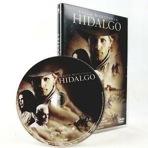 Hidalgo DVD Frank Hopkins Western Horse Racing Bio Omar Sharif Viggo Mortensen