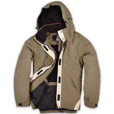 Killtec Damen Jacke Jacket Winterjacke Gr.38 Technical Outdoor Grün 94611