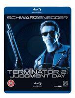 Terminator 2: Judgment Day [Blu-ray] [1991] [DVD][Region 2]