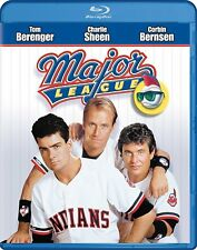 Major League 0883929301256 With Charlie Sheen Blu-ray Region a