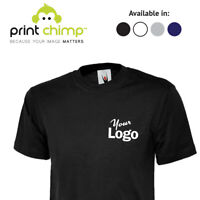 Personalised T-shirt Printed With Your Logo | Customised | Workwear | Printing