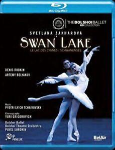Swan Lake: The Bolshoi Ballet [Blu-ray] [DVD][Region 2]