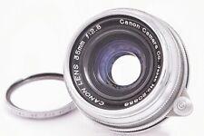 CANON 35mm/F2.8 Leica 39mm LMT screw mount  #20838