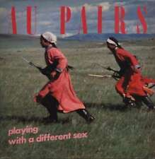 Au Pairs - Playing With A Different Sex NEW CD