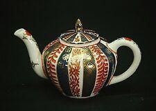 Meissen Mini Tea Pot Victoria & Albert Museum 1985 Franklin Mint Porcelain Japan
