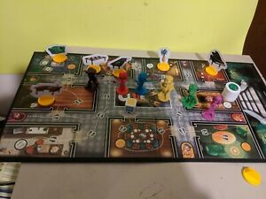 Clue Jr Board Game Replacement Parts with Dr. Orchid Pawns Token
