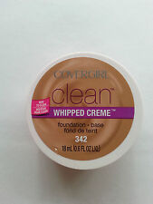 CoverGirl Clean Whipped Creme Foundation 342 Medium Beige