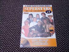 "Johnny Hallyday Magazine ""Superstars de la chanson"" n°1"
