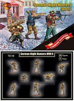 Mars Figures 72118 German Night Hunters (WWII) (40 figures/8 poses) 1/72 W/O BOX