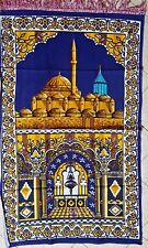 Muslim prayer rug Al-Aqsa Mosque