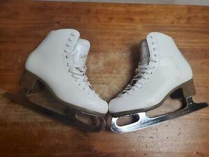 Jackson Artiste Women's Beginner Ice Skates Size 8 Used