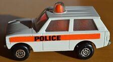Matchbox Superfast Rolamatics No 20 Police Patrol Range Rover - VVNM