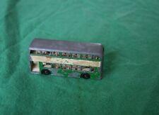 MATCHBOX SERIES No 74 DAIMLER GREEN BUS