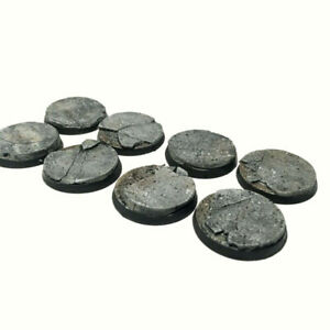 Ferrocrete Pre-painted Scenic Wargame Bases (various sizes)