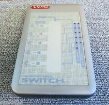 Sitecom ln-112 V2 standalone Desktop 5 port switch di rete 10/100 MBPS RJ45