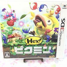 USED Nintendo 3DS Hey Pikmin 36904 JAPAN IMPORT