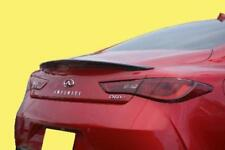 Fits: Infinity Q60 2017+ Flush Mount  Rear Spoiler -Paint to Match-
