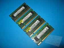 SAMSUNG 2 GB (4x512MB) M470T6554CZ3-CD5 PC2-4200S DDR2 Laptop Memory