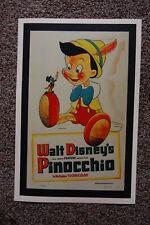 Pinocchil  Movie poster Lobby #1